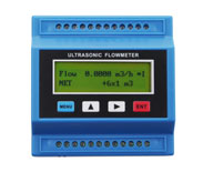 Low cost ultrasonic flowmeter Features